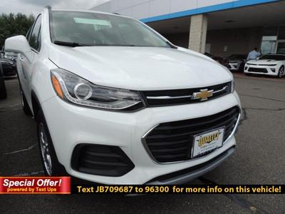 new 2018 Chevrolet Trax car, priced at $25,845