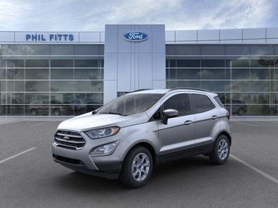 new 2021 Ford EcoSport car