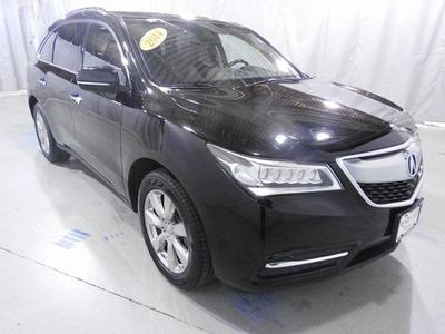 used 2014 Acura MDX car, priced at $22,655
