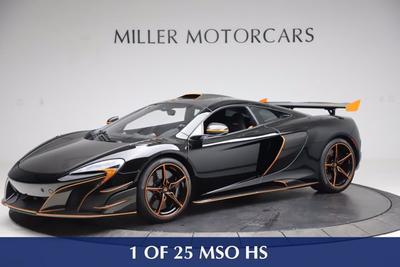 used 2016 McLaren 675LT car
