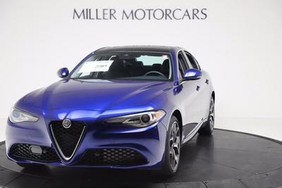new 2020 Alfa Romeo Giulia car, priced at $44,245