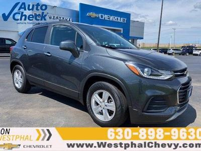 used 2018 Chevrolet Trax car, priced at $17,895