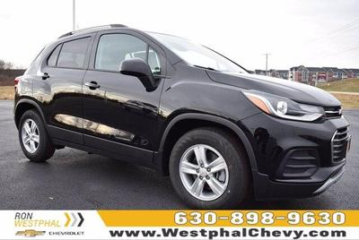 new 2021 Chevrolet Trax car, priced at $23,060