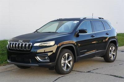 new 2020 Jeep Cherokee car, priced at $29,328