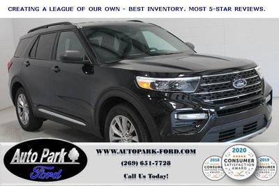 new 2020 Ford Explorer car, priced at $43,630