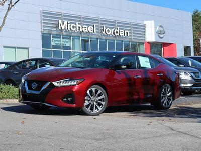 new 2021 Nissan Maxima car, priced at $40,008