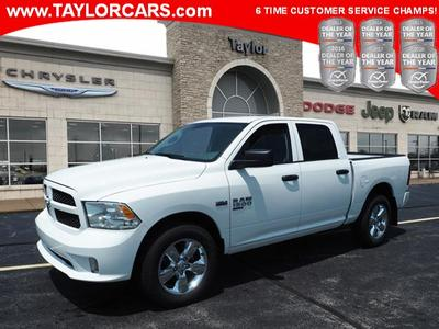new 2020 Ram 1500 Classic car, priced at $50,993
