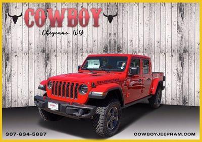 new 2020 Jeep Gladiator car
