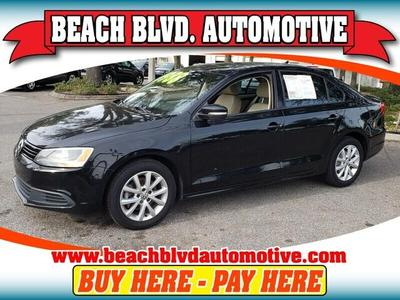 used 2011 Volkswagen Jetta car, priced at $6,988