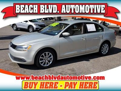 used 2011 Volkswagen Jetta car, priced at $3,988