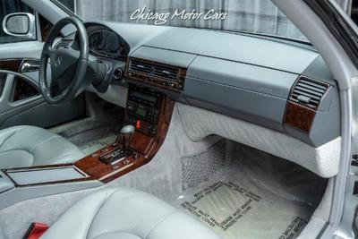used 1999 Mercedes-Benz SL-Class car, priced at $23,800