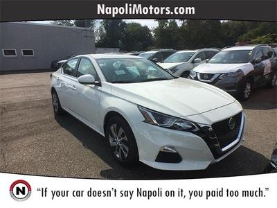 new 2020 Nissan Altima car, priced at $24,090