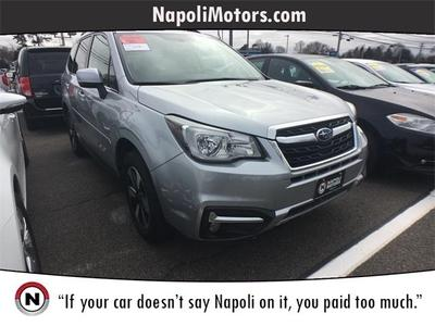 used 2017 Subaru Forester car, priced at $22,999