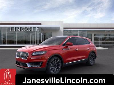 new 2020 Lincoln Nautilus car, priced at $55,505