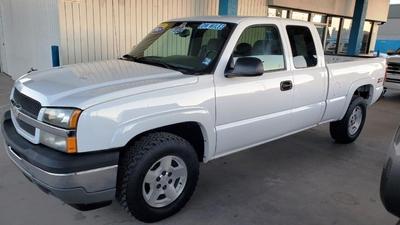 used 2005 Chevrolet Silverado 1500 car, priced at $12,950