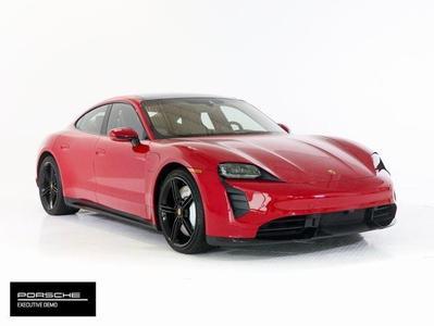 new 2020 Porsche Taycan car, priced at $171,370