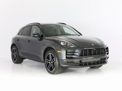 new 2021 Porsche Macan car, priced at $69,090