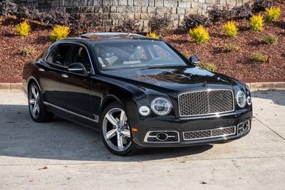 new 2020 Bentley Mulsanne car