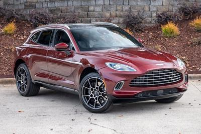 new 2021 Aston Martin DBX car