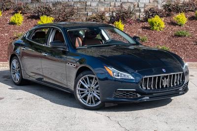 new 2021 Maserati Quattroporte car
