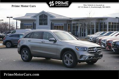 used 2021 Mercedes-Benz GLC 300 car, priced at $49,280