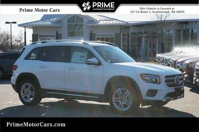 used 2021 Mercedes-Benz GLB 250 car, priced at $44,725