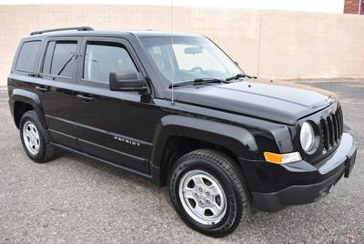 used 2012 Jeep Patriot car, priced at $8,995