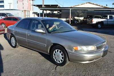 used 2002 Buick Century car, priced at $5,995