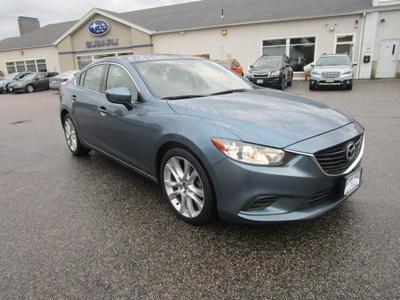 used 2017 Mazda Mazda6 car, priced at $12,499