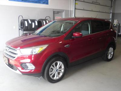 used 2017 Ford Escape car, priced at $18,840