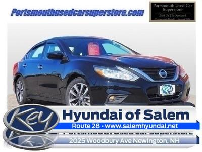 used 2017 Nissan Altima car, priced at $13,795