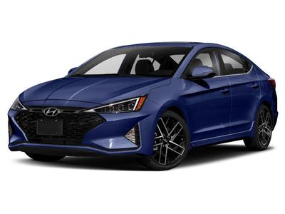 new 2020 Hyundai Elantra car, priced at $26,896
