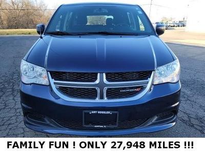 used 2017 Dodge Grand Caravan car, priced at $17,883