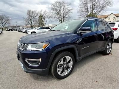 used 2019 Jeep Compass car, priced at $26,990
