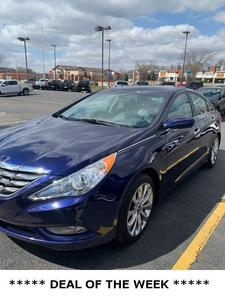 used 2013 Hyundai Sonata car, priced at $9,788