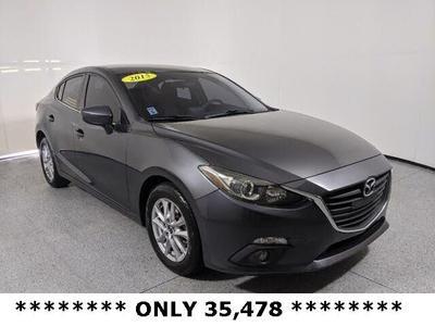 used 2015 Mazda Mazda3 car, priced at $12,720