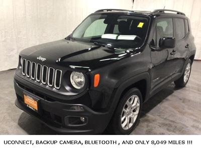 used 2017 Jeep Renegade car, priced at $17,988