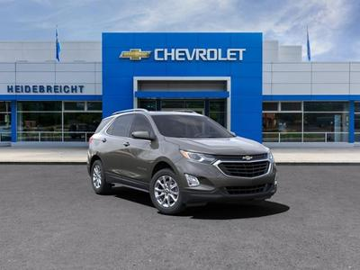 new 2021 Chevrolet Equinox car, priced at $29,978