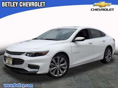 new 2018 Chevrolet Malibu car, priced at $34,625