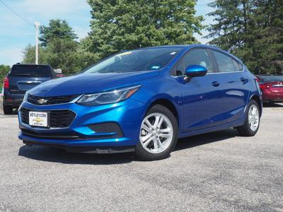used 2017 Chevrolet Cruze car, priced at $16,991