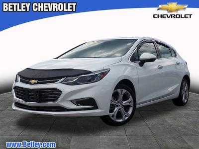 used 2018 Chevrolet Cruze car, priced at $17,991