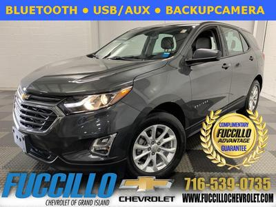 used 2018 Chevrolet Equinox car, priced at $19,888