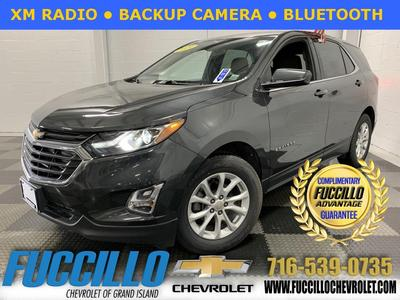 used 2019 Chevrolet Equinox car, priced at $22,356