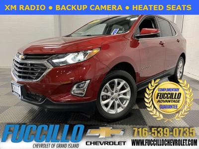 used 2018 Chevrolet Equinox car, priced at $21,900