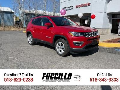 used 2018 Jeep Compass car, priced at $23,742