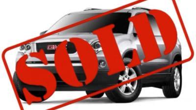 used 2009 GMC Acadia car, priced at $8,995