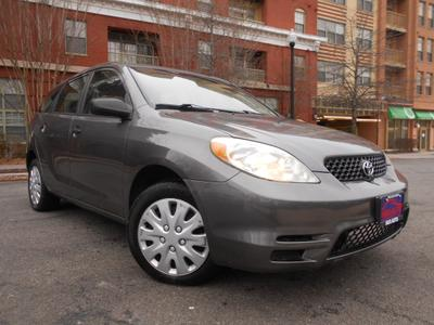 used 2004 Toyota Matrix car, priced at $2,981