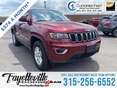 used 2019 Jeep Grand Cherokee car, priced at $27,819