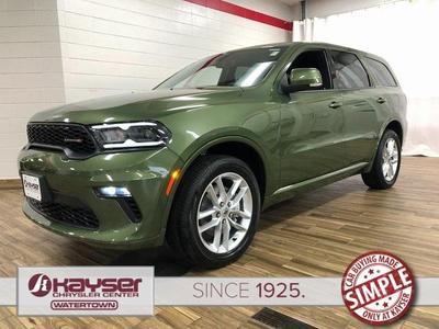 new 2021 Dodge Durango car, priced at $44,274