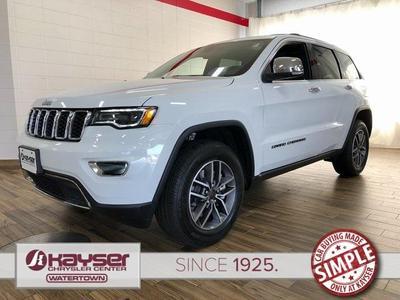 new 2021 Jeep Grand Cherokee car, priced at $45,194